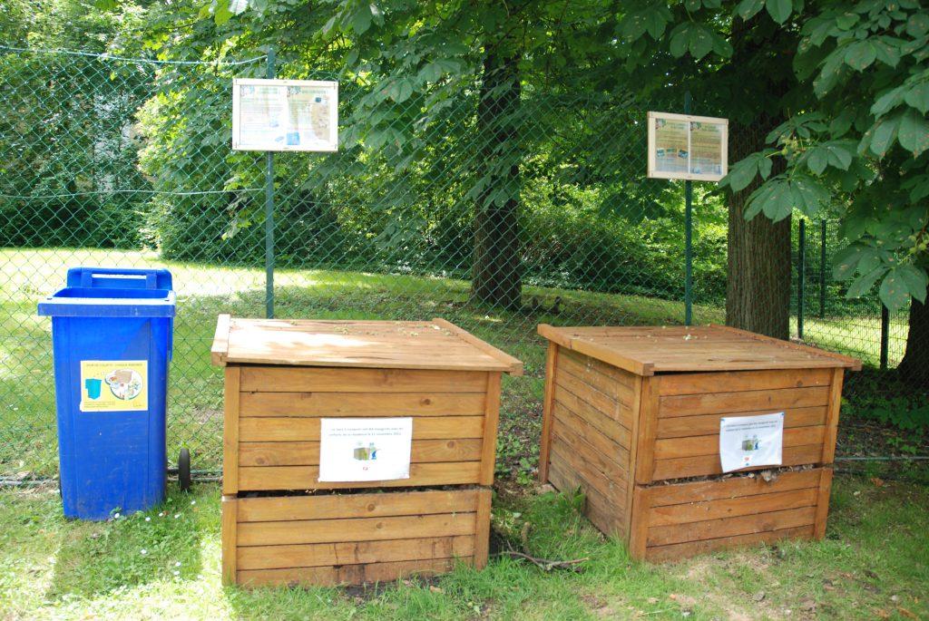 Exemple de bac à compost